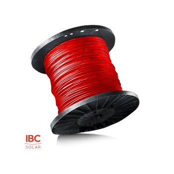 IBC FlexiSun 1x4mm² rot
