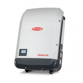 Fronius Eco 25.0-3 Frontansicht